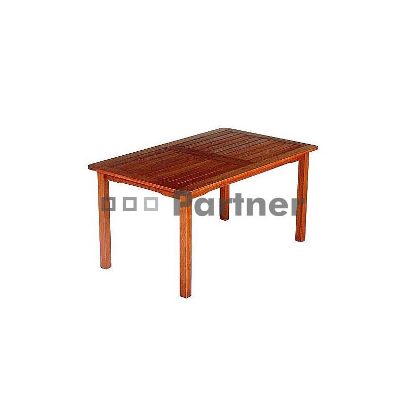 Záhradný stôl obdĺžnikový nashville