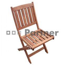Záhradná skladacia stolička MERCY