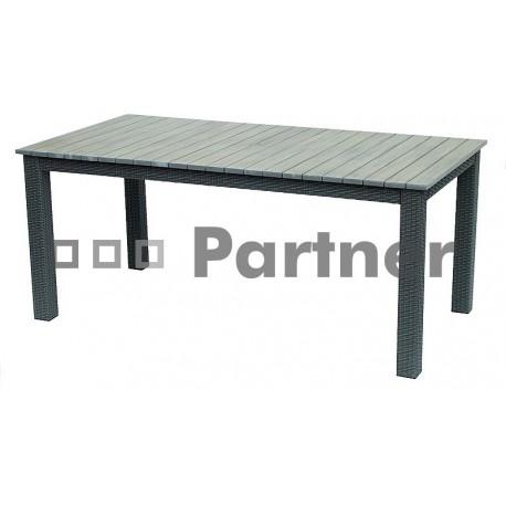 Záhradný stôl obdľžnikový THASSOS
