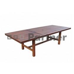 Záhradný stôl obdĺžnikový AUCKLAND