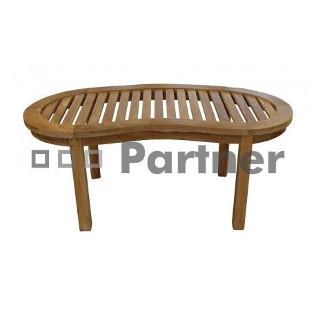 Teak gt záhradný stôl teak omega
