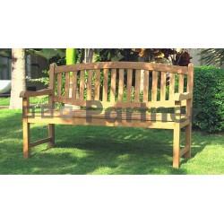 Záhradná teaková lavica BLADE 180 cm