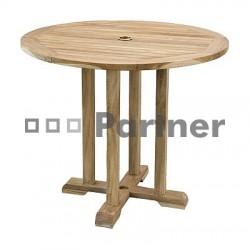 Záhradný stôl teakový STAR 90