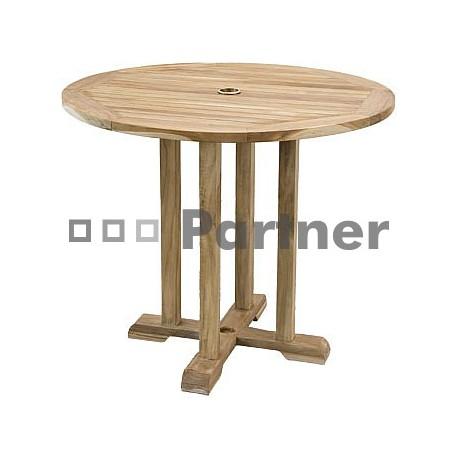 Záhradný stôl teak STAR 100