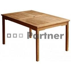 Záhradný stôl  WINNER 130