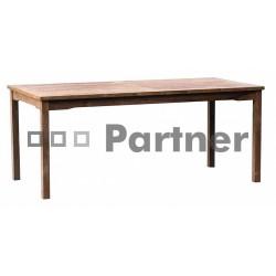 Záhradný stôl teak WINNER 160
