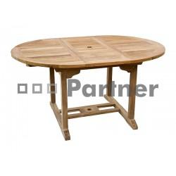 Záhradný stôl teak MERCY 150