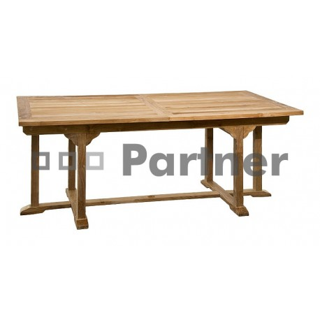 Záhradný stôl teak BALANCE 180