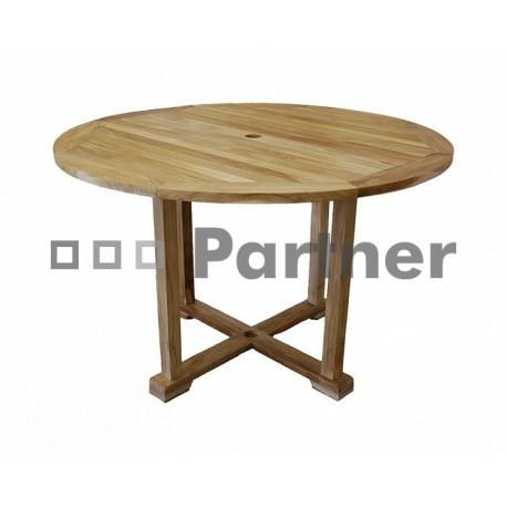 Záhradný stôl teak STAR 120